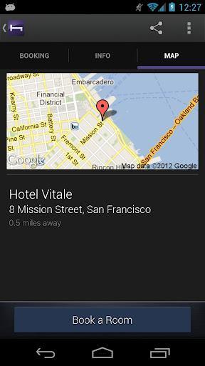 Hotel Tonight - Imagem 2 do software