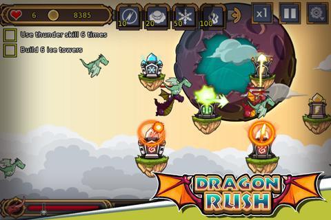 Dragon Rush by WestRiver - Imagem 1 do software