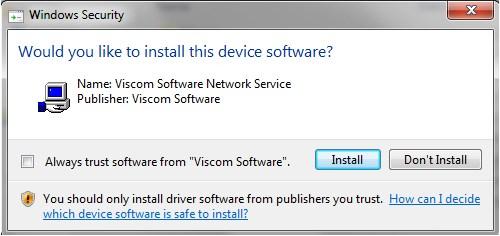 Quando a janela aparecer, instale o aplicativo.