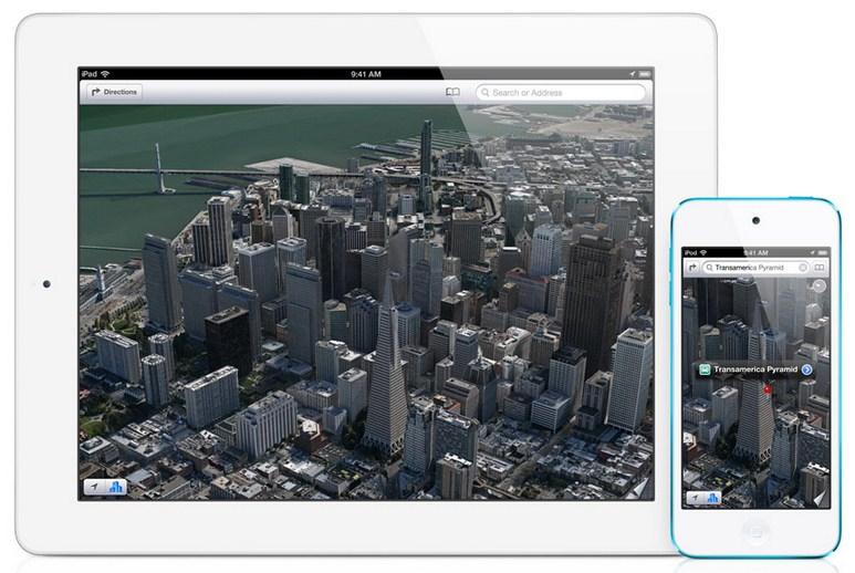 iOS 6 para iPhone 4S - Imagem 3 do software