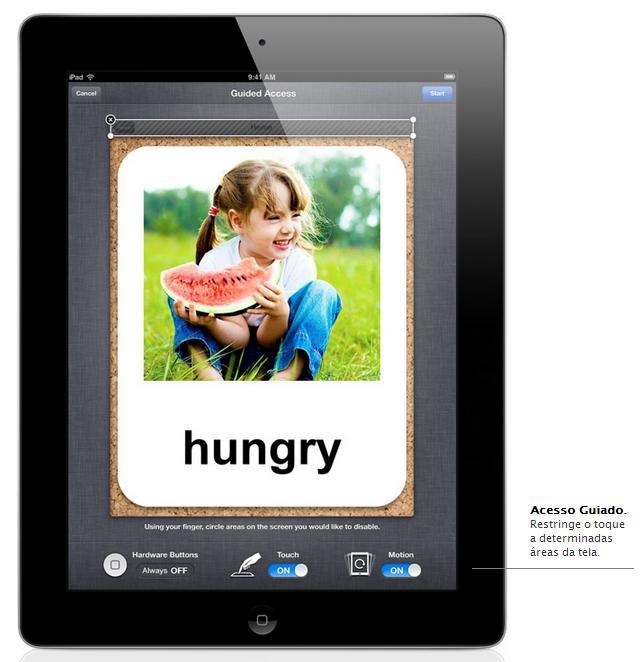 iOS 6 para iPhone 4S - Imagem 8 do software