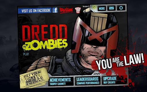 Judge Dredd vs. Zombies - Imagem 1 do software