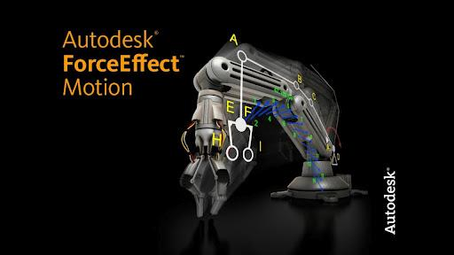 Autodesk ForceEffect Motion - Imagem 2 do software