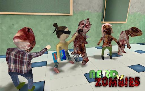 Nerd vs Zombies - Imagem 1 do software