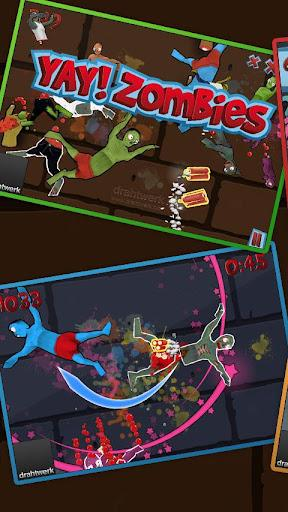 Yay! Slice Zombies Free - Imagem 1 do software