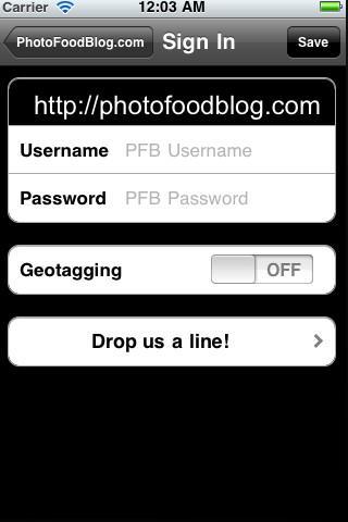 photofoodblog - Imagem 2 do software