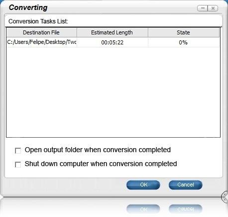 iStonsoft Free iPad Video Converter - Imagem 2 do software