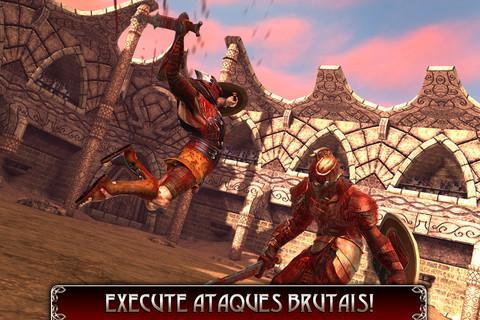 Blood & Glory: Legend - Imagem 2 do software