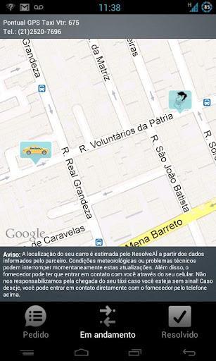ResolveAÍ Táxi - Imagem 1 do software