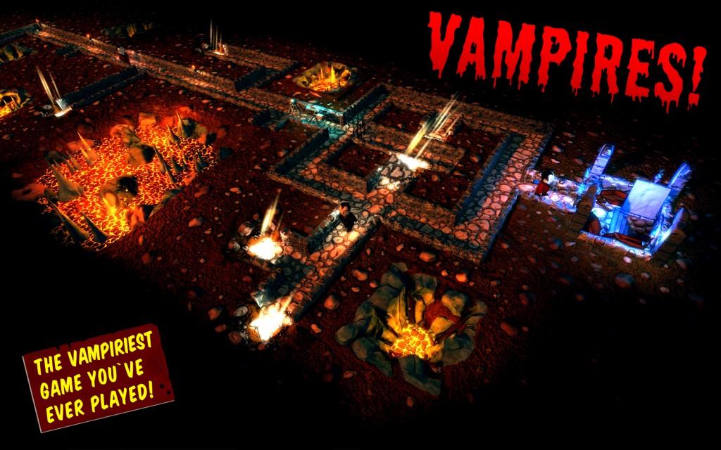 Vampires! - Imagem 2 do software