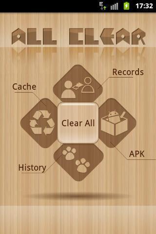 All Clear - Imagem 1 do software