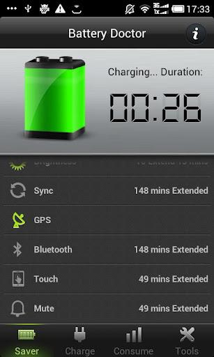 Battery Doctor(Battery Saver) - Imagem 1 do software
