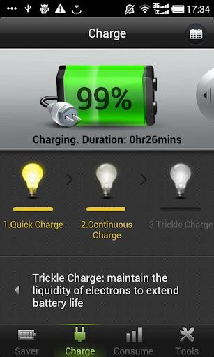 Battery Doctor(Battery Saver) - Imagem 2 do software