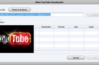 WinX YouTube Downloader Download para Windows Grátis