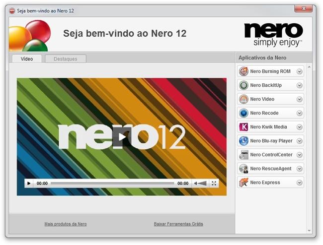 Nero Multimedia Suite 12.