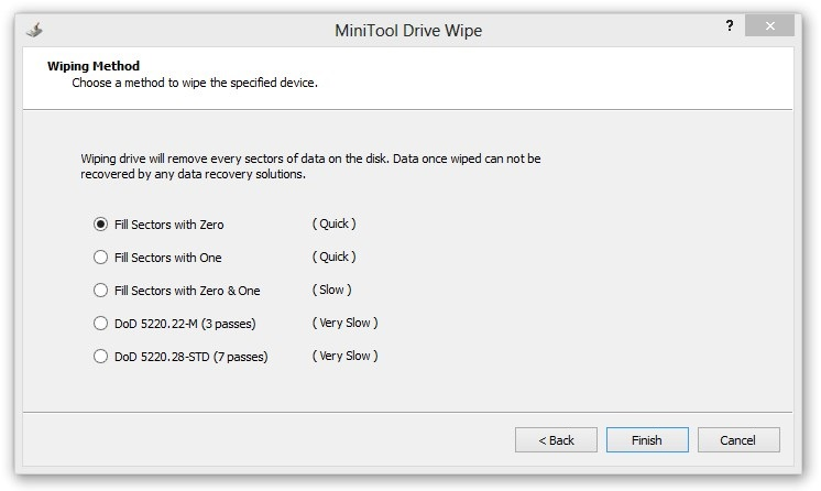 how to do a hard drive wipe