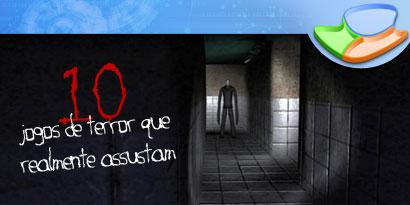 10 jogos de terror que realmente assustam  vídeo  - TecMundo c3bfe7e85b6b0