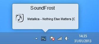 Reproduzindo uma música