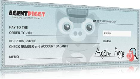 Cheque virtual