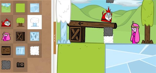 The Ice King in... Secret Santa - Imagem 1 do software