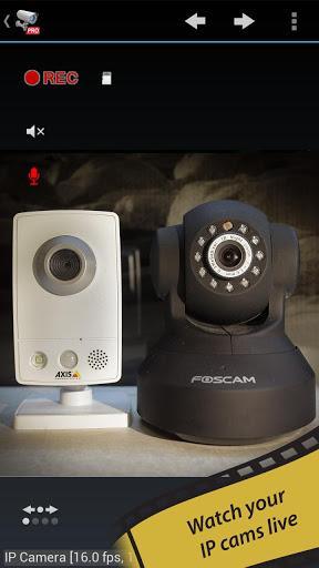 tinyCam Monitor PRO - Imagem 1 do software