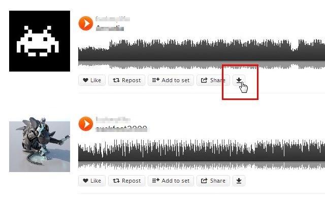 Soundcloud Downloader for Firefox.