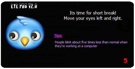 EyePro - Imagem 1 do software