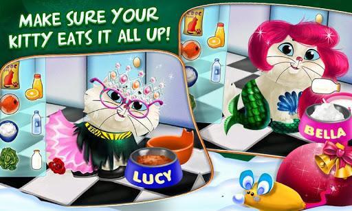 Kitty Cat Pet Dress Up & Care - Imagem 1 do software