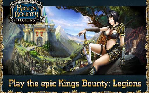 King`s Bounty: Legions - Imagem 1 do software
