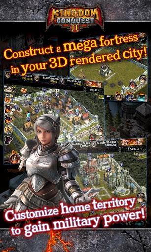 Kingdom Conquest II - Imagem 2 do software