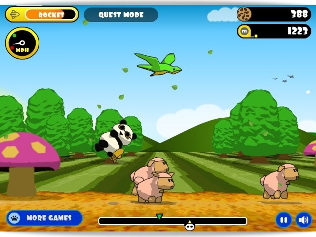 Flying Cookie Quest - Imagem 2 do software