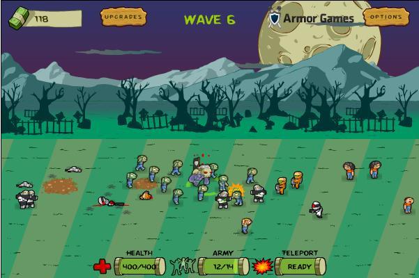 Zombie Hordes - Imagem 1 do software