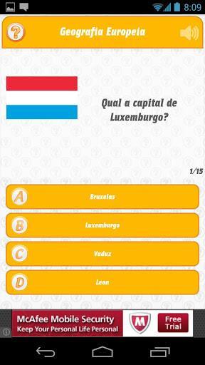 1 Quiz Por Dia! - Imagem 2 do software