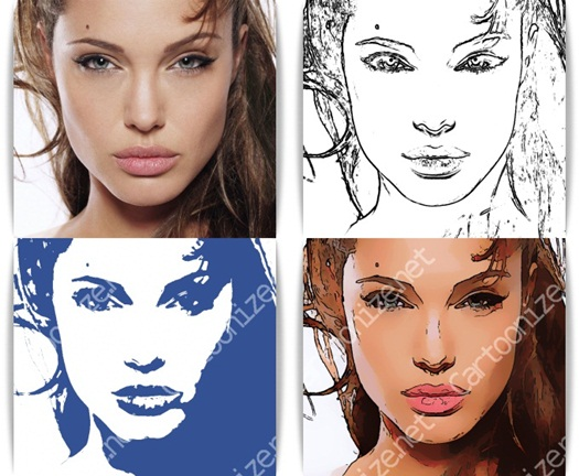 Image Cartoonizer - Imagem 3 do software