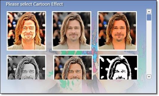 Image Cartoonizer - Imagem 2 do software