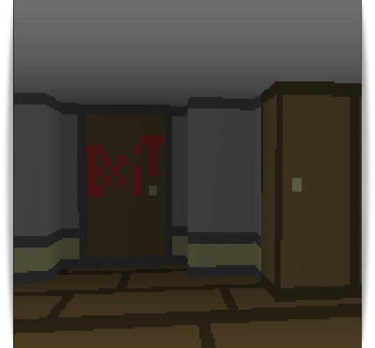 Imscared - A Pixelated Nightmare - Imagem 1 do software