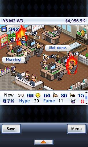 Game Dev Story Lite - Imagem 1 do software