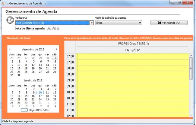 GSalão - Imagem 1 do software