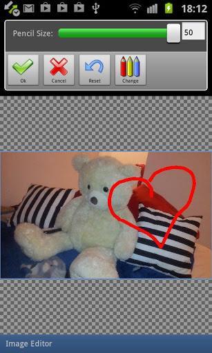 Image Editor - Imagem 1 do software
