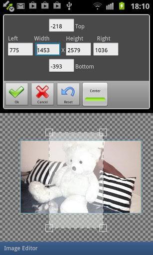 Image Editor - Imagem 2 do software