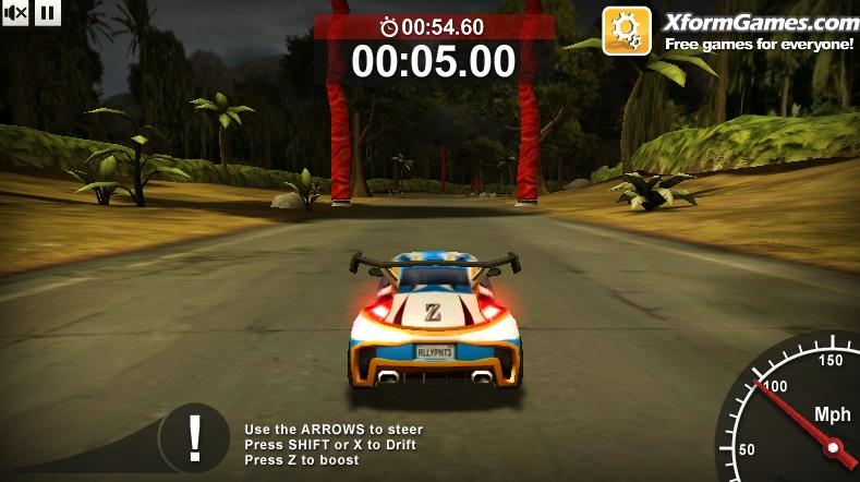 Rally Point 3 - Imagem 1 do software