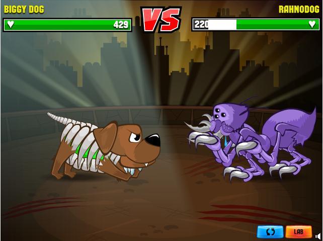 Mutant Fighting Cup - Imagem 2 do software