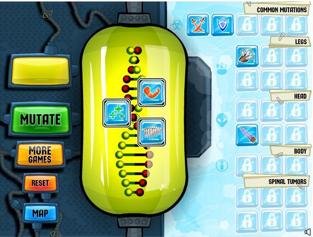 Mutant Fighting Cup - Imagem 1 do software