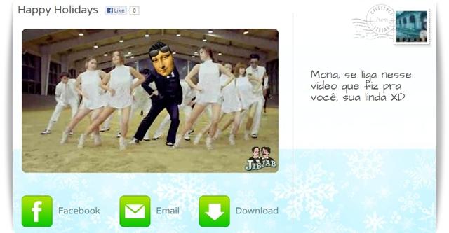 JibJab Gangnam Style.