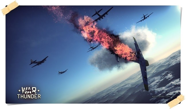War Thunder Open Beta.
