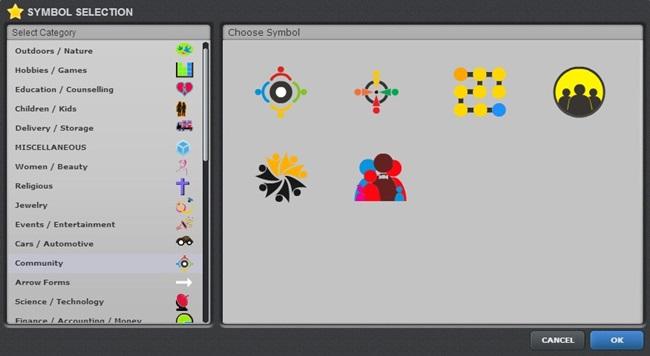 Online Logo Maker - Imagem 2 do software