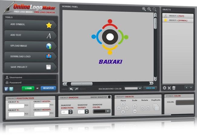 Online Logo Maker.