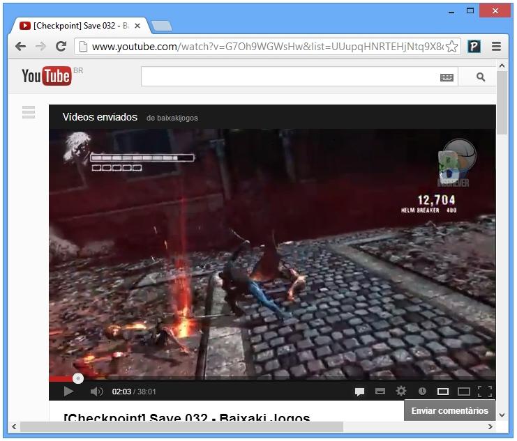 Video Resumer - Imagem 1 do software