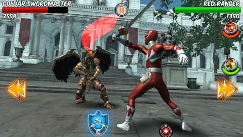 Power Rangers Legends - Imagem 2 do software