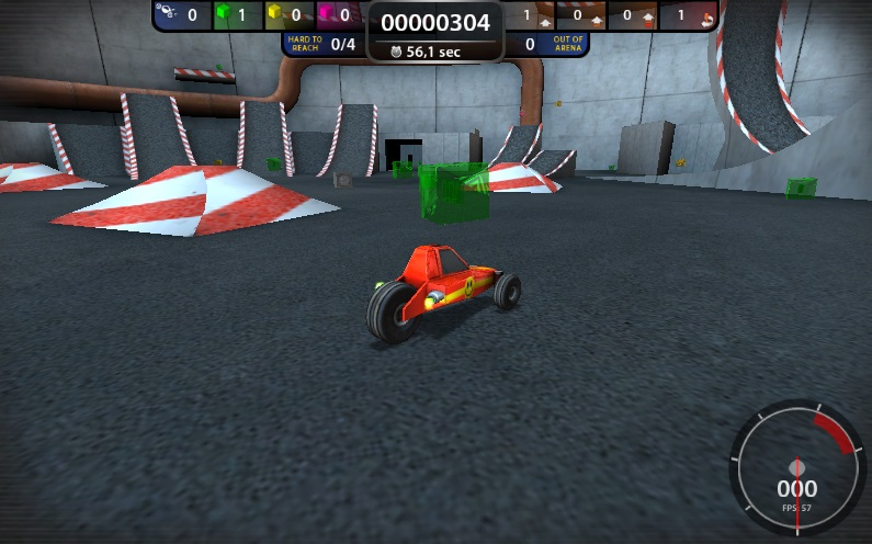 stuntMANIA! Online - Imagem 1 do software